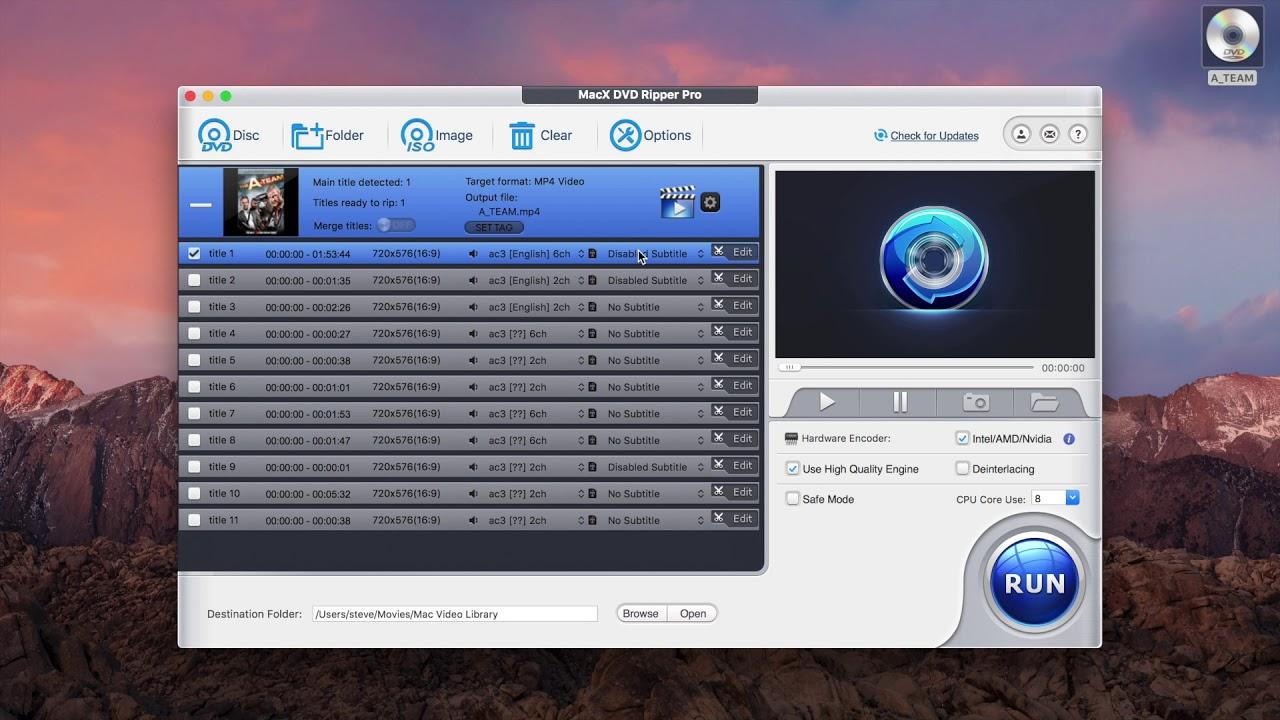 MacX DVD Ripper Pro Review - MacUseful