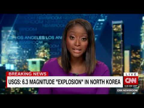 North Korea exeperiences 6 3 magnitude - detected by USGS - CNN