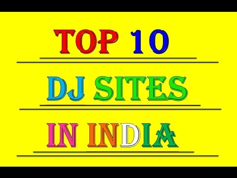 Top 10 DJ PHP Sites In India ? 10 Dj Sites In India Hindi Video By TMH