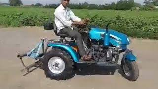 छोटे किसानों के लिए सबसे अच्छा मिनी ट्रैक्टर | The best mini tractor for small farmers.