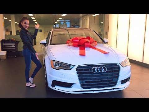Car Tour! 2016 Audi A3 (Saving Up + Tips To Know)