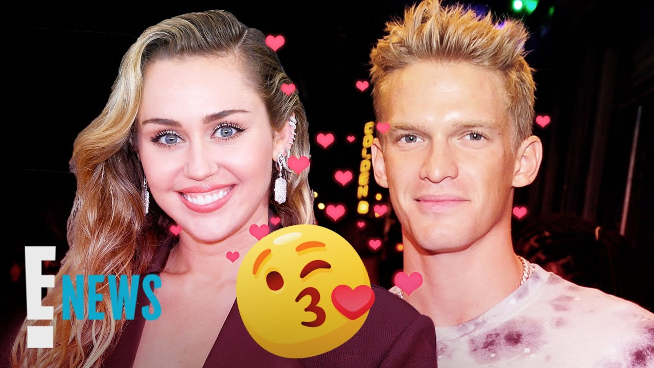Miley Cyrus' Sweet Anniversary Tribute From Cody Simpson News