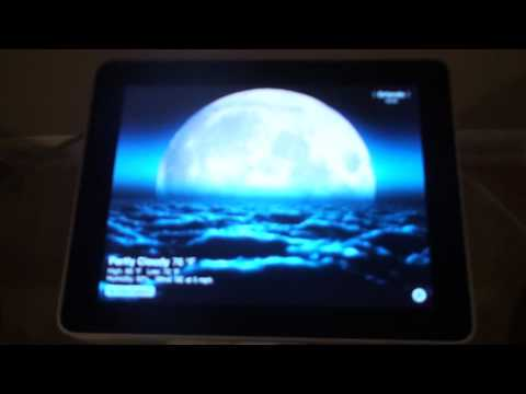 Weather HD iPad App Review