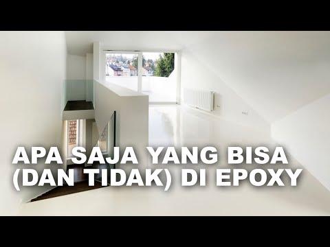 APA SAJA YANG BISA (DAN TIDAK) DI EPOXY