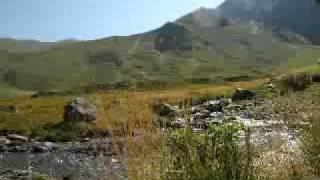 Теплые источники Джилы-Су (Кабардино-Балкария)(, 2011-01-14T18:27:35.000Z)