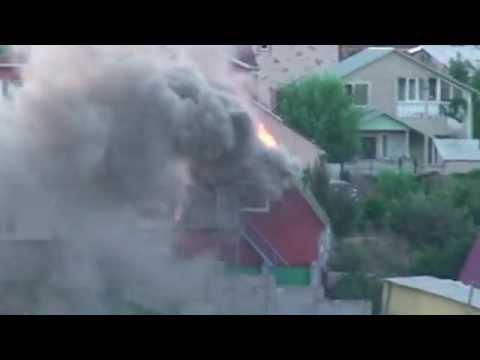 Ликвидация вооружённой группы лиц в Алматы. Часть 1.