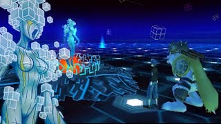 Digimon World Re: Digitize - 30 - Final BOSS: Vitium Final Form- Ending & Credits