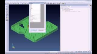 VISI Peps Wire - Produktvideo ''Maschinenspezifische NC-Programme - Mitsubishi''