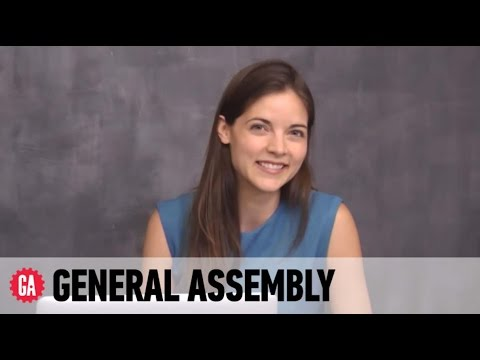General Assembly: Storytelling and Public Speaking Techniques with Kathryn Minshew
