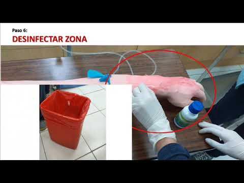 Canalización Intravenosaиз YouTube · Длительность: 2 мин11 с