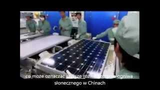 Technika Solarna w Chinach