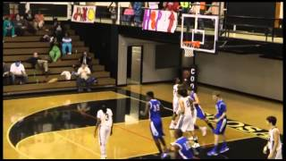 Model Boys Win On Road Over Coosa 76-55