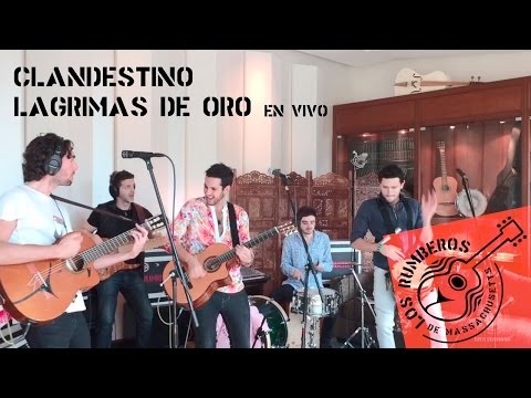 Los Rumberos de Massachusetts - Clandestino / Lágrimas de Oro (Manu Chao Medley)