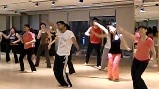dum dum dum mast hai The bollywood Class of Myoga Master Krish Choreography & Demonstration