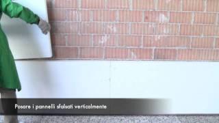 COATBOND: collante rasante per pannelli