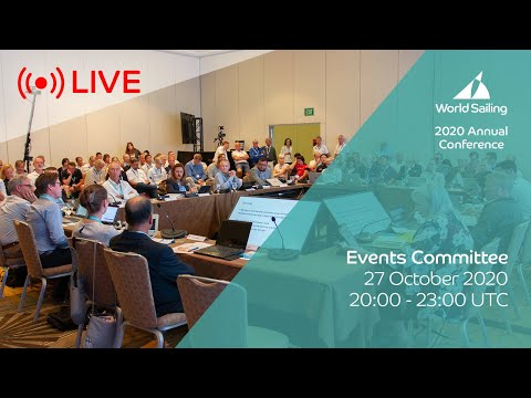 LIVE | Events Committee, Day 1 | 2020 Annual Conference
