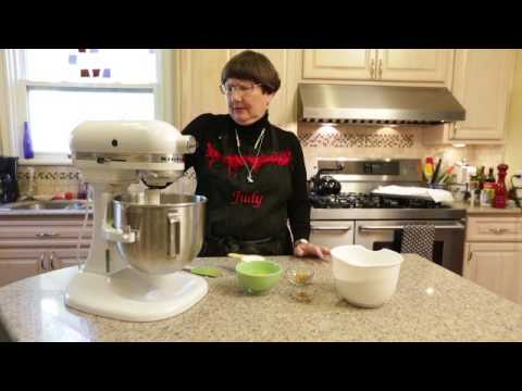 Cooking with Judy: Part 1, learn how to make a King Cake