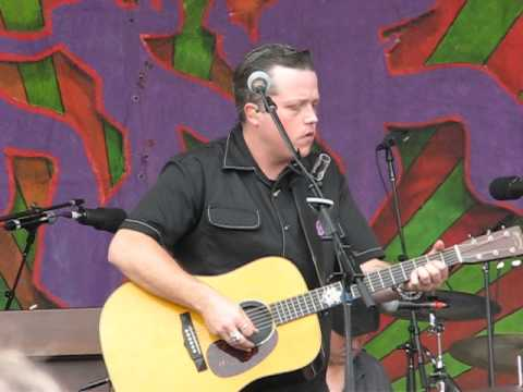 Jason Isbell - Songs That She Sang in the Shower, Jazz Fest 2014