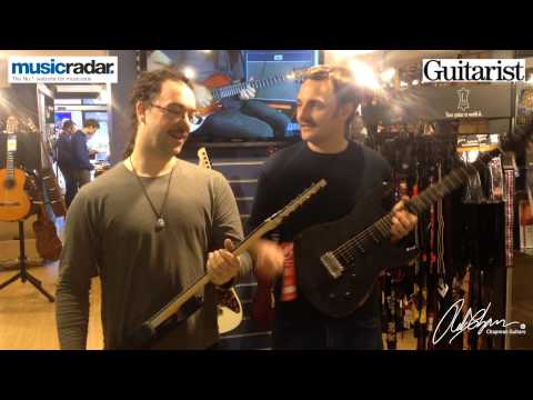Chapman ML-1 Winner - Music Radar Best Budget Guitar 2013 (AKA Chappers & Capt Get Excited)