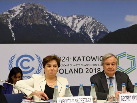 تشيلي تستضيف محادثات المناخ الخاصة بالأمم المتحدة 2019  - 07:54-2018 / 12 / 15