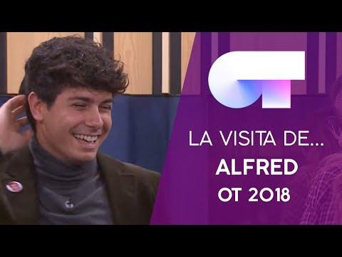 ALFRED visita la ACADEMIA de OPERACIÓN TRIUNFO | OT 2018