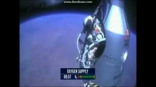 Red Bull Stratos Final Jump  - Dayvan Cowboy by Boards of Canada