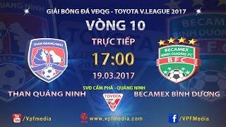 Than Quang Ninh vs Binh Duong full match