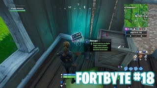 Fortnite Battle Royale ? Défis Fortbyte Comment obtenir le #18 Fortbyte