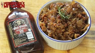 Old Monk Bacon Jam | Headbanger's Kitchen