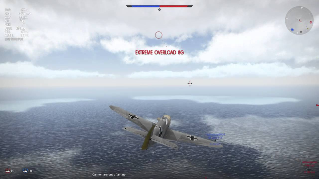 PS4RBWar Thunder still cant hit anything with controller - YouTube