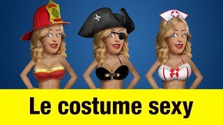 Le Costume Sexy - Têtes à Claques