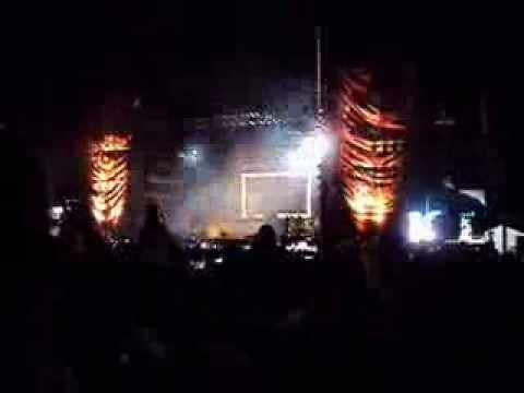 Apertura Tan Biónica En Rosario - Coca Cola In Concert 2013