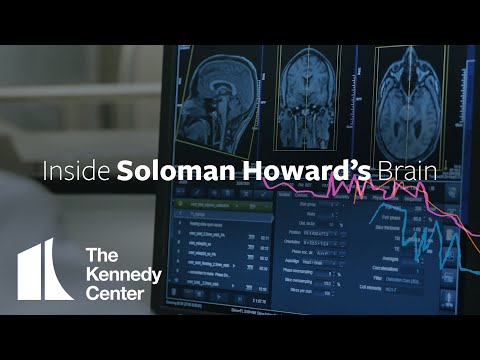 Sound Health: Inside Opera Singer Soloman Howard's Brain   The Kennedy Center