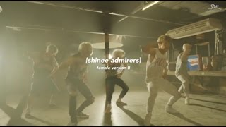 SHINEE ADMIRERS | FEMALE VER. II