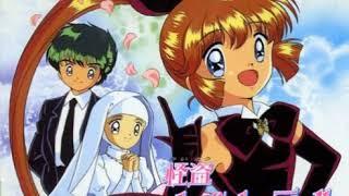 천사소녀 네티(怪盗セイント・テール) - 메인테마(メインテーマ) Ver.4 피아노 1995.11 발매.