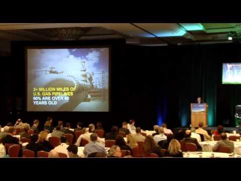 Clean Tech Summit 2011 - Keynote: Malcolm Unsworth