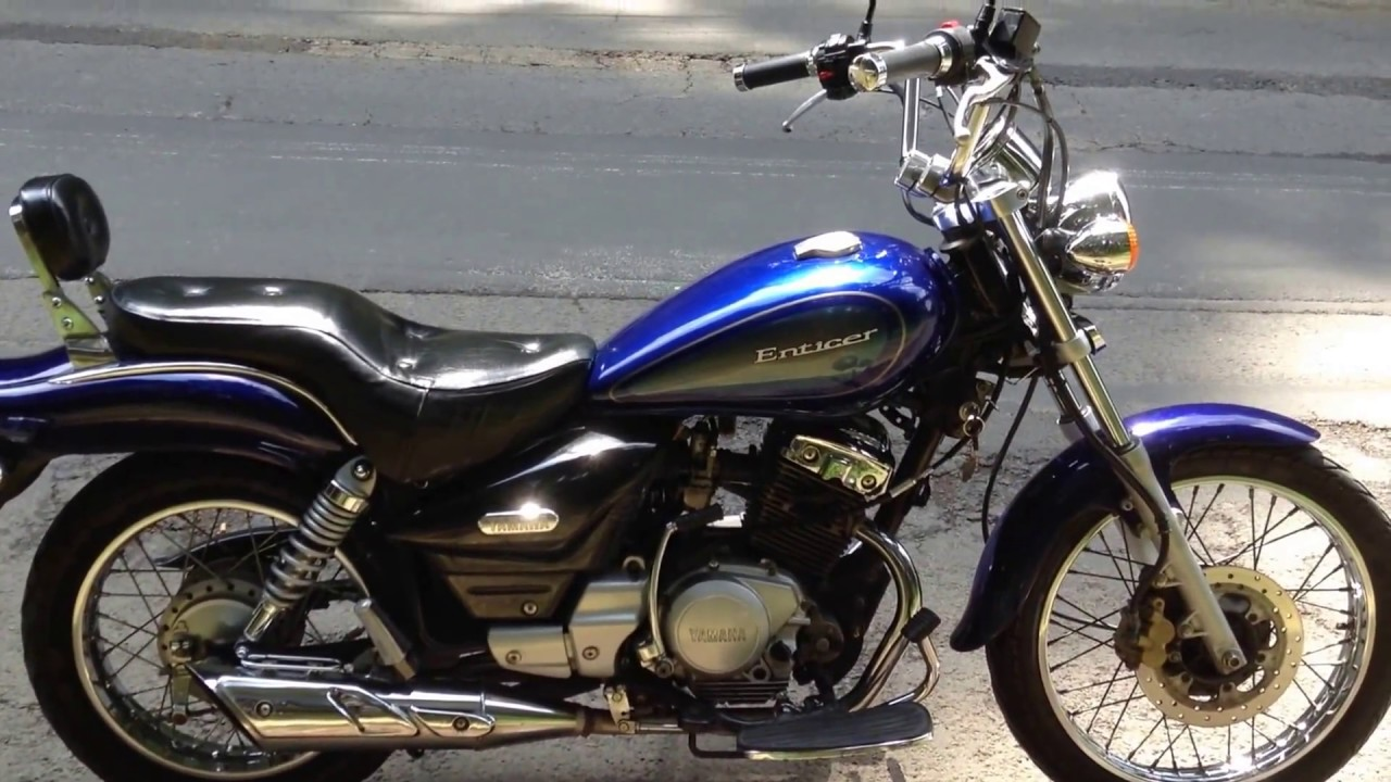 Yamaha Enticer  Bike