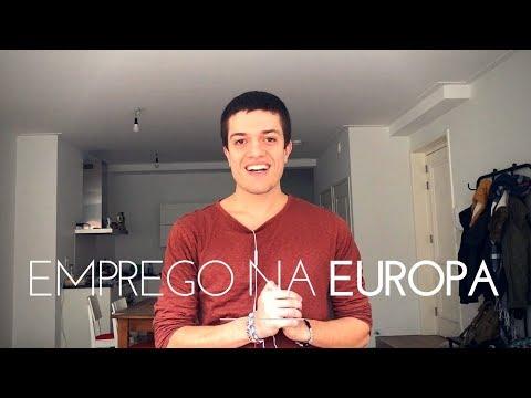 Como consegui um emprego na Europa como programador
