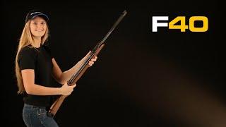 видео Пневматическая винтовка Stoeger F40 Wood Combo
