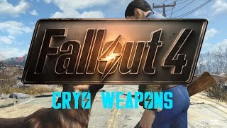 Fallout 4 In-depth Analysis: Cryo Weapons Confirmed!