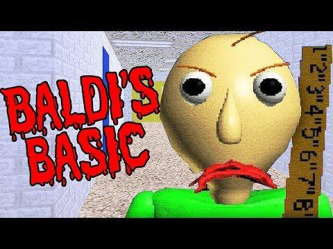 NÃO DEIXE ELE IRRITADO ! - Baldi's Basics