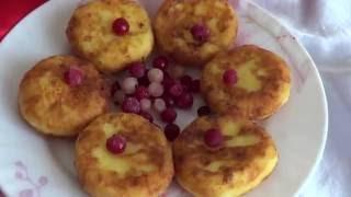 Сырники из творога по рецепту моей мамы Очень Нежные и Вкусные