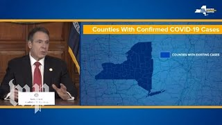 WATCH: New York Gov. Cuomo holds news conference on coronavirus response - 4/2 (FULL LIVE STREAM)