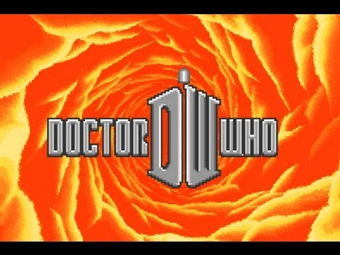 SNES 16-Bit Doctor Who Intro (2010)