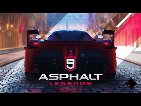 HIMALAYA AND SAN FRANCISCO : ASPHALT 9 LEGENDS (MITSUBISHI CAR) GAME PLAY