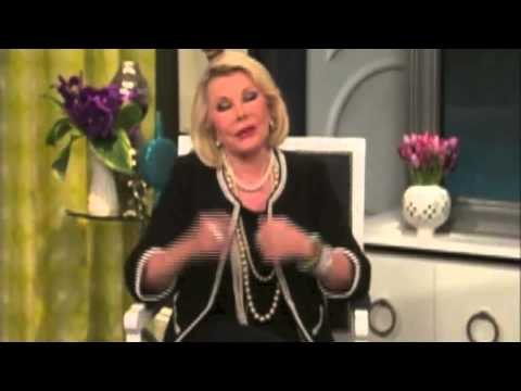Joan Rivers and Fashion Police Roast Lady Bunny