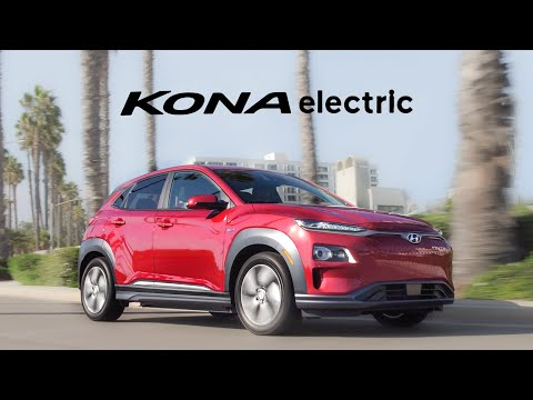 2019 Hyundai Kona EV Review - Better Deal Than A Tesla?