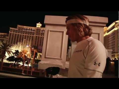 Brett Harrelson @ The Bellagio Fountains, Las Vegas