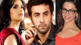 Deepika, Ranbir And Katrina Love Triangle - All Together In  Imitiaz Ali's Next Movie
