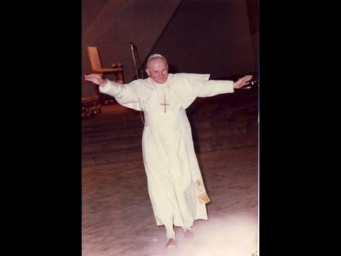 """John Paul II"" The Antichrist - ""May John-the-Baptist Protect-Islam"" March 21, 2000"
